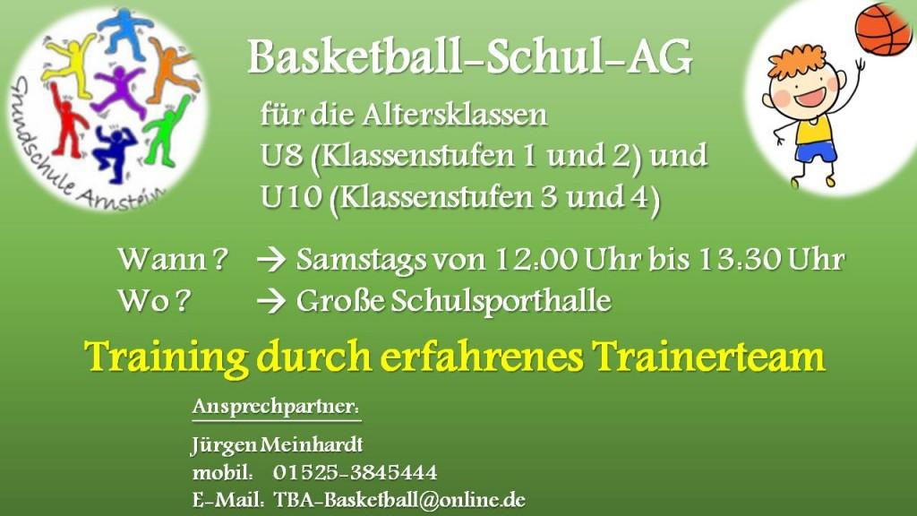 Schul AG Basketball 1